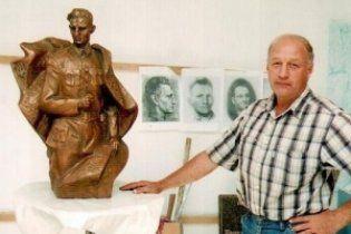 В Ивано-Франковской области изготовят  Шухевича из тонны бронзы
