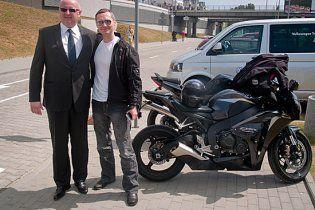 Сын Леха Валенсы разбился на мотоцикле