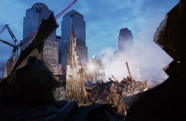 За месяц до трагедии 9/11 башни-близнецы застраховали от теракта на 3 миллиарда долларов