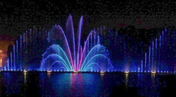 В Виннице откроют крупнейший в Европе светомузыкальный фонтан (видео)