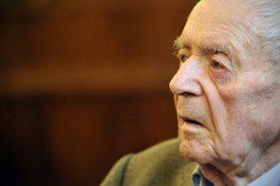 Помер найбільш розшукуваний нацистський злочинець