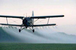 В Винницкой области разбился самолет Ан-2