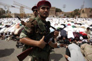 Китай визнав нову владу Лівії