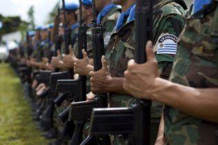 Пять миротворцев ООН на Гаити изнасиловали 18-летнего юношу