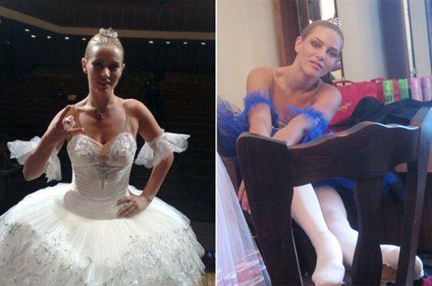 VIP-аварию в Монако устроила певица, дочь украинского чиновника