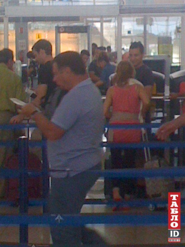 Віце-спікера Мартинюка затримали в Барселоні за надмірну вагу