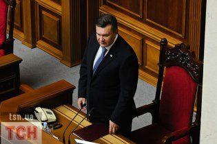 """Янукович пророчить українцям нові проблеми і """"сумує"""" через Тимошенко"""