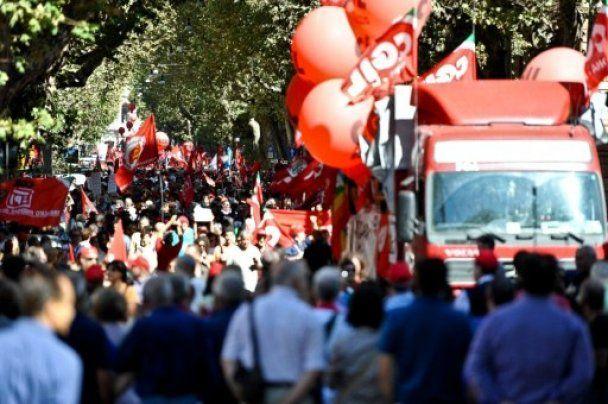 Італію паралізував національний страйк
