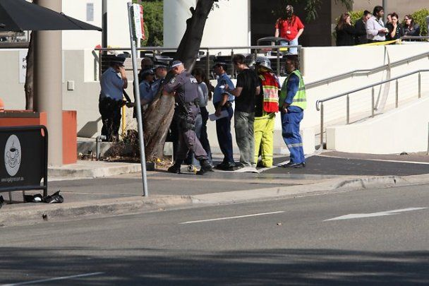 В Сиднее отец захватил в заложники собственную дочь