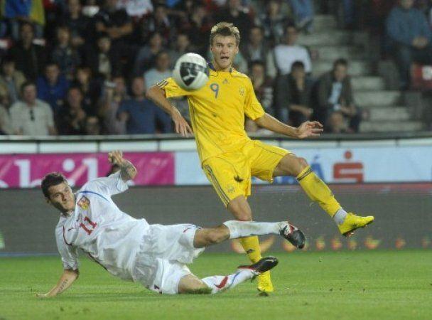 Україна зазнала нищівної поразки від Чехії (відео)