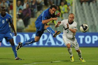 Испания и Италия вышли на Евро-2012 (видео)