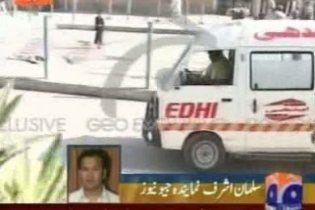 В Пакистане в результате двойного теракта погибли 16 человек