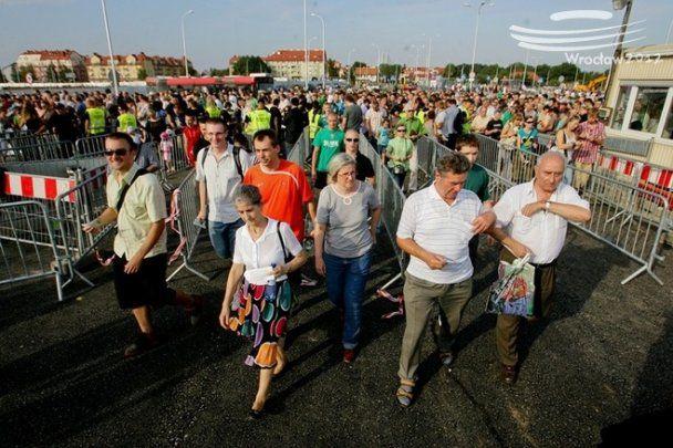 В Польше открыли стадион, на котором сразится Виталий Кличко