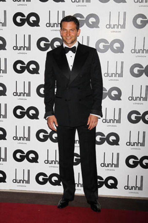 Брэдли Купер стал мужчиной года по версии GQ