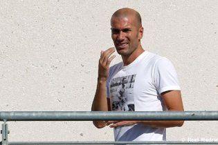 """Зідан поставив """"Реал"""" на один рівень з """"Барселоною"""""""