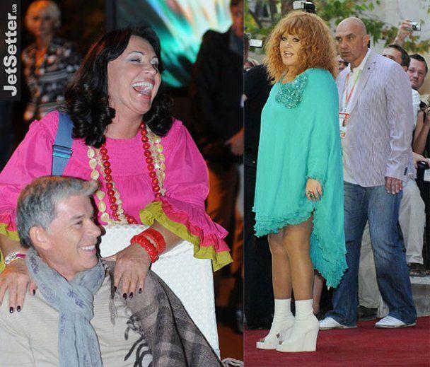 Вечеринка звезд шоу-бизнеса на Crimea Music Fest в Ялте