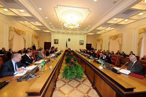 Міністри після літніх канікул прийшли на засідання Кабміну