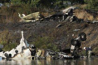 Очевидцы авиакатастрофы в России: хоккеисты горели в пламени с 9-этажный дом
