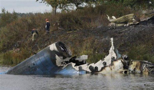 Хоккеист, который выжил в авиакатастрофе Як-42, введен в искусственную кому