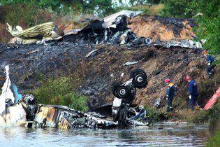 """Катастрофа Як-42: В Мінтрансі виключають """"гальмівну"""" версію"""