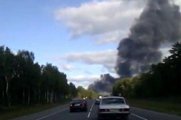 Знайдені тіла всіх загиблих в авіакатастрофі під Ярославлем