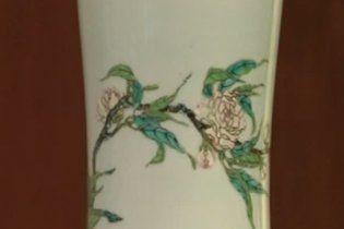 5 миллионов долларов планируют получить на торгах за вазу династии Цин