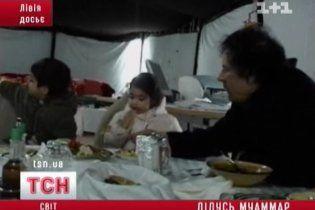 Який Каддафі вдома: грається з онуками і влаштовує сімейні обіди