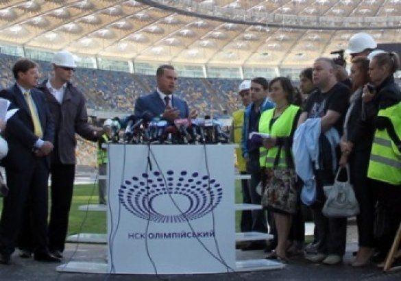 """За місяць до відкриття НСК """"Олімпійський"""" готовий на 95%_4"""