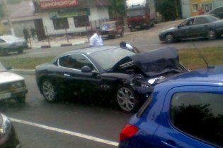 Селезньов: мою Maserati розбили у Донецьку