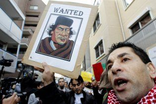 В Ливии создали спецподразделение для охоты на Каддафи