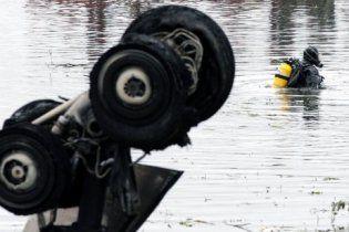 У катастрофі російського Ту-134 винен п'яний штурман