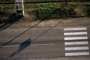 """У Києві затримали водія, що збив на """"зебрі"""" трьох пішоходів"""