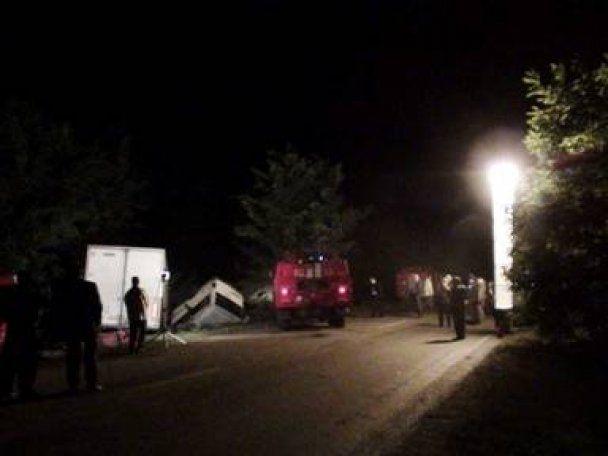 Знайдено тіло 10-го загиблого у ДТП на Чернігівщині