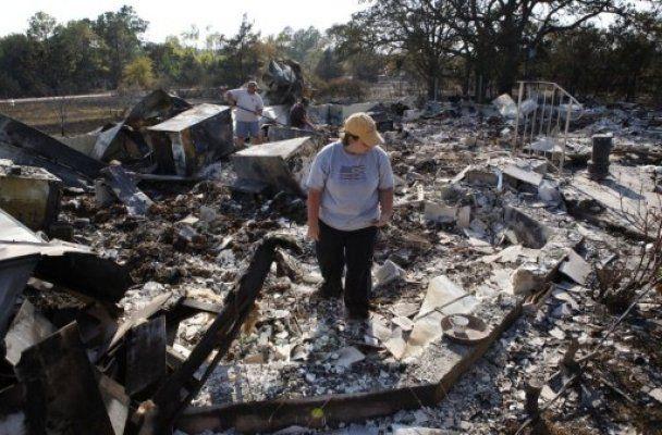 У Техасі оголосили режим НС: пожежі знищили більше 1000 будинків