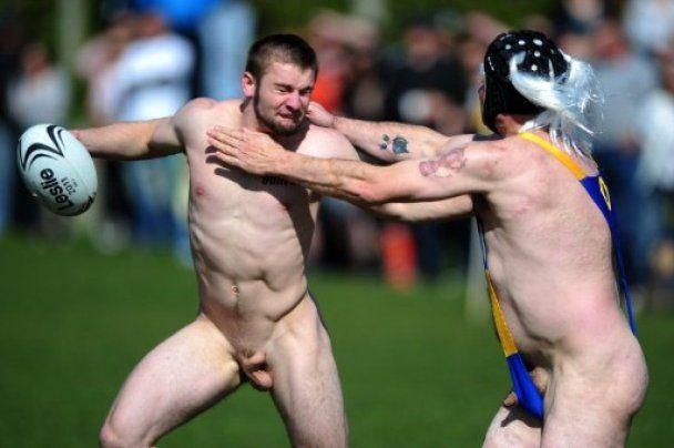 В матче по голому регби в Новой Зеландии победили женщины