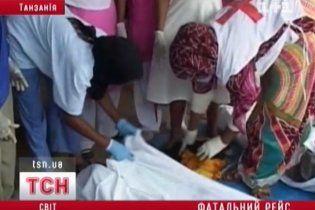 Число погибших в катастрофе парома возле Танзании достигло 220 человек