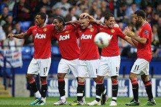 Команды из Манчестера продолжили издеваться над своими соперниками (видео)