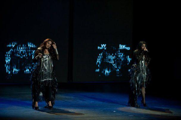 Злата Огневич отримала перше місце на фестивалі Crimea Music Fest