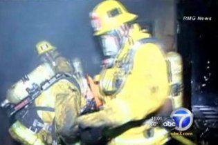 У Голлівуді згорів будинок Джека Ніколсона: двох пожежників госпіталізували
