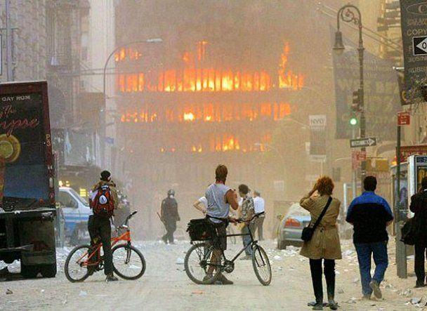 10 лет терактам  9/11 в США