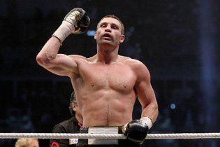 Віталій Кличко завершив кар'єру боксера
