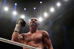 Виталий Кличко: рекорды в боксе будет бить Владимир - он еще молод