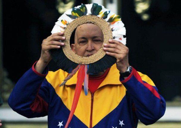 Президента Венесуели лікують індіанські шамани