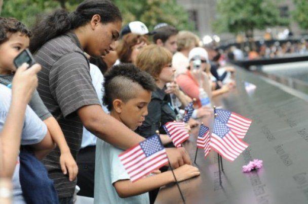У Нью-Йорку відкрили грандіозний меморіал жертвам терактів 11 вересня