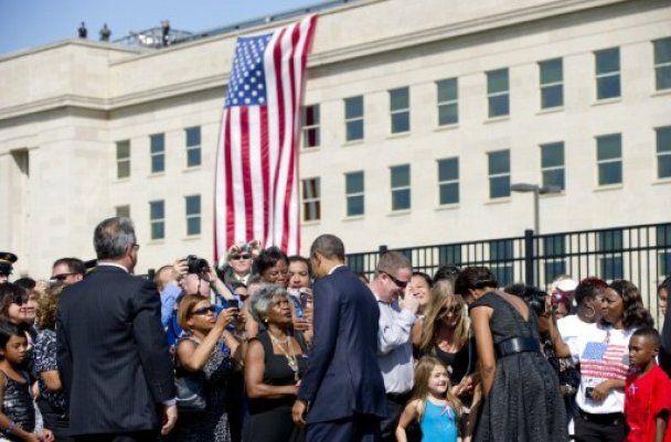 Обама поклав вінок до меморіалу жертв терактів 9/11