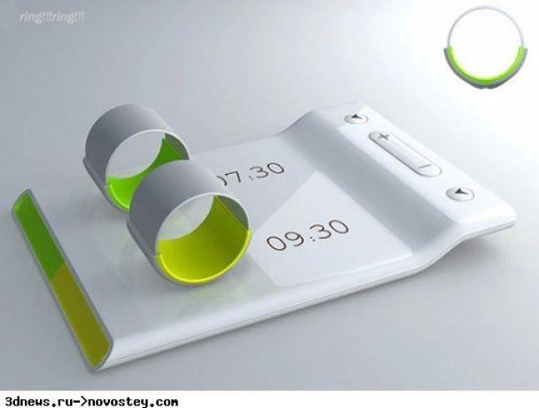 Створено подвійний будильник для пари у вигляді вібруючих перснів