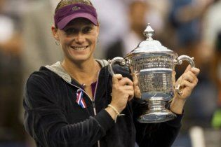 Саманта Стосур разгромила Серену Уильямс в финале US Open