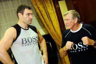 Тренер Кличка: для Віталія бокс є хорошою розрядкою після політики