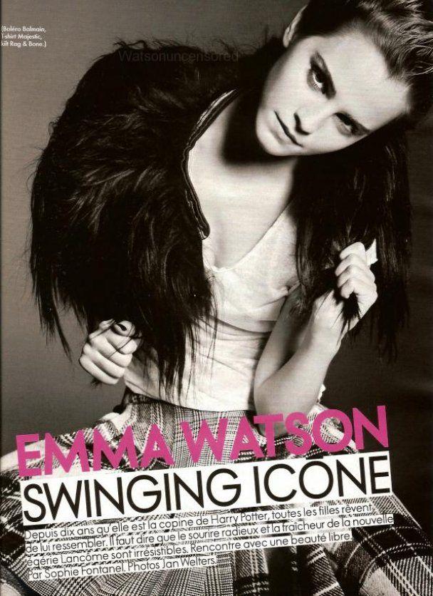 Эмма Уотсон рассказала о жизни без Гермионы Грейнджер