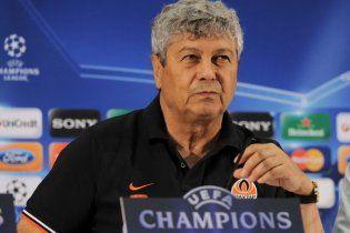 Луческу: мы еще не готовы выиграть Лигу чемпионов